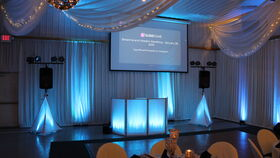 Image of a 1. Unlimited Music, Digital Photo Booth & Up Lighting - DJ Package