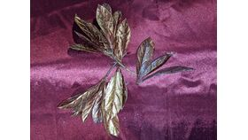 Image of a Gold Leaves
