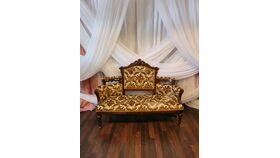 Image of a Antique Loveseat