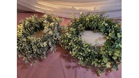 Image of a Greenery Wreath