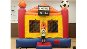 Image of a Bounce House - Sports