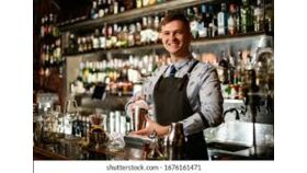 Image of a Bartending Staff