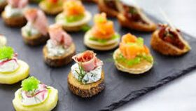 Image of a Hor's D'oeuvres Flight + Late Night Snacks