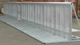 Image of a Crowd Barrier
