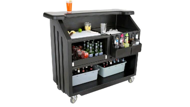 Picture of a Cambro Bar