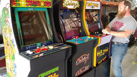 Image of a Arcade Game
