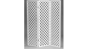 Image of a 3 Screen Panel Lattice