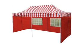 Image of a 10 x 20 Circus Canopy Tent
