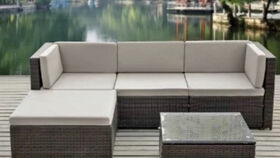 Image of a Outdoor Lounge Set