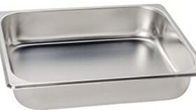 Image of a 1/2 Size Pan