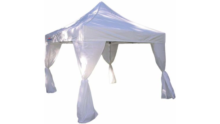 Picture of a Tent Leg Drape Set [4-Pack]