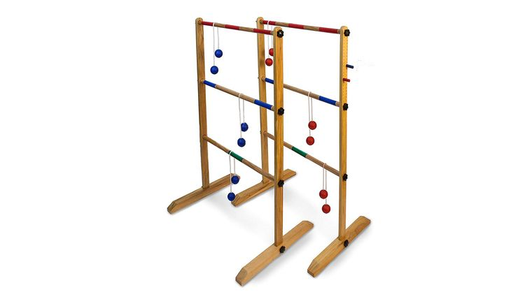 Picture of a Ladder Toss Game Set