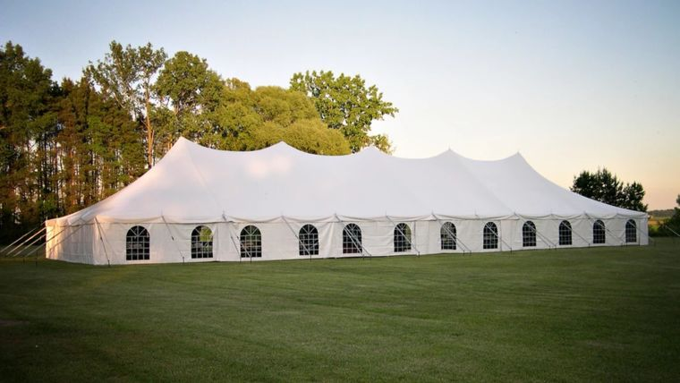 Picture of a 300 Person Wedding Package