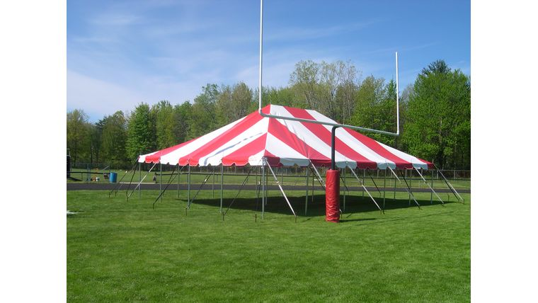 Picture of a 30' x 40' Pole Tent