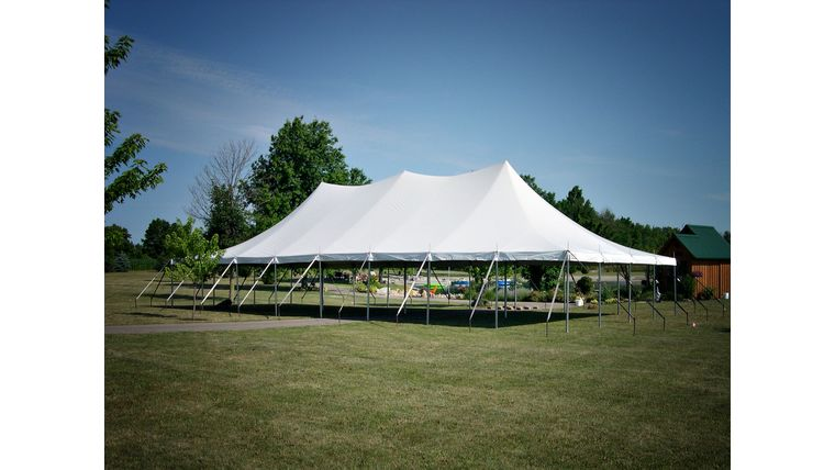 Picture of a 30' x 60' Pole Tent