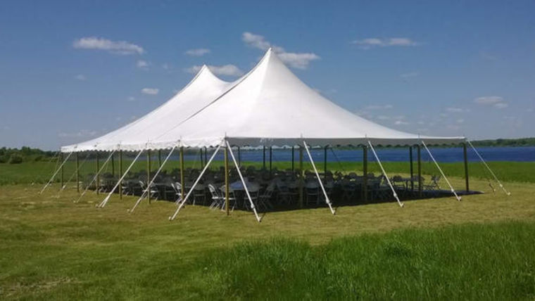 Picture of a 150 Person Wedding Package