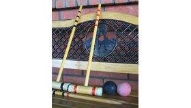 Image of a Croquet Lawn & Backyard Games