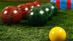 Image of a Bocce Ball Lawn & Backyard Games