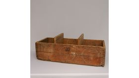 Image of a Crate-Vintage barn box