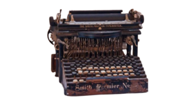 Image of a Antique typewriter