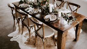 Image of a Farm Tables