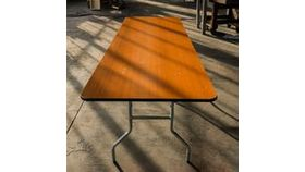 Image of a 8ft Banquet Table