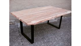Image of a Live Edge Table