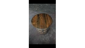 Image of a Bourbon Barrel Cocktail Top