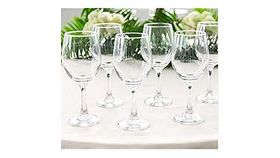 Image of a 20 oz. White Wine Glass - Perception