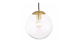 Image of a Globe Pendant Light