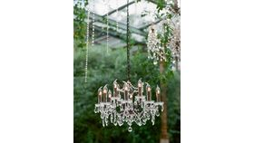 "Image of a 26"" Rococo Chandelier (12 arm)"