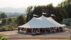 Image of a 46' x 86' Sperry Tent
