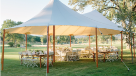 Image of a 24' x 44' Sperry Tent