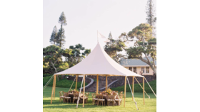 Image of a 24' Round Sperry Tent