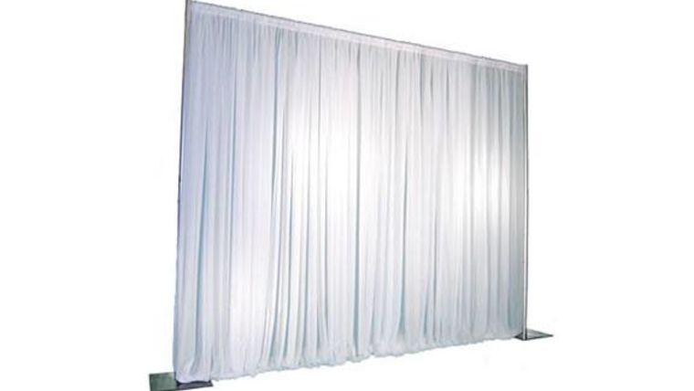 Picture of a 10 FT Backdrop