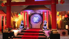Image of a Asian Set (24 feet)