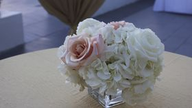 Image of a Cocktail Centerpiece