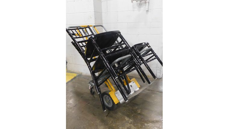 Picture of a Special Chiavari Chair Delivery