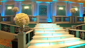 Image of a Tiffany Stage Set (52 Feet wide)