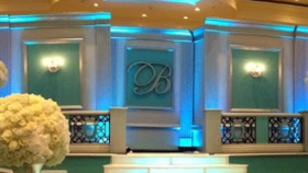 Image of a Tiffany Stage Set (32 Feet wide)