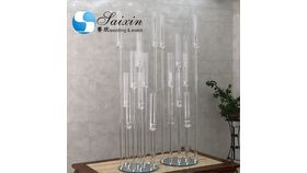 Image of a Acrylic Tiered Candelabra