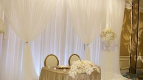 Image of a Double Draping