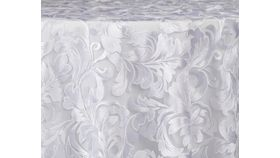 Image of a Linen - Angelica White Overlay