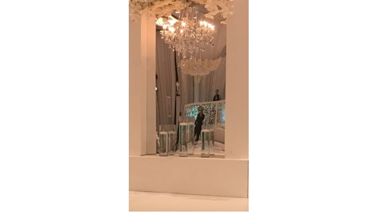 Picture of a Aileen Mirrored Wall