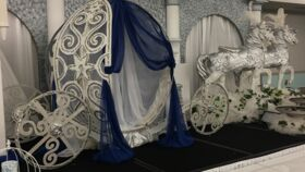Image of a **Silver Carriage Set