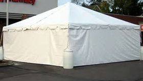 Image of a TENT SIDEWALLS