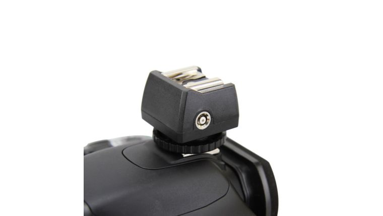 Picture of a Flash Standard Hot Shoe Adapter Hot Shoe Mount