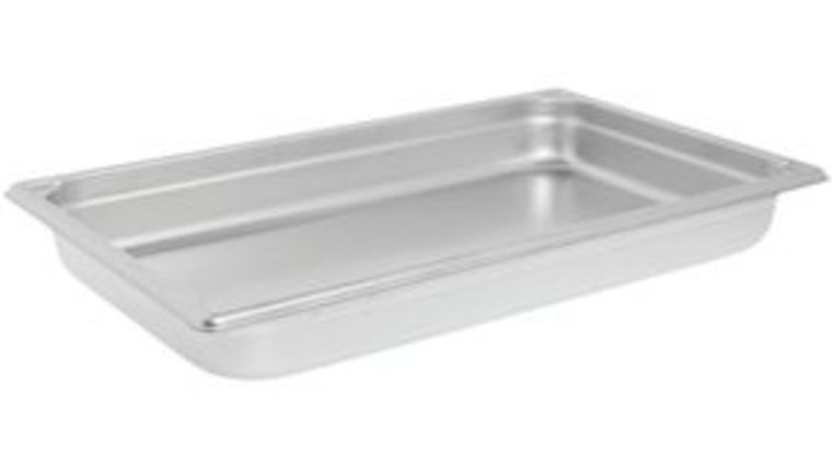 """Picture of a 2.5"""" Transport Pan"""