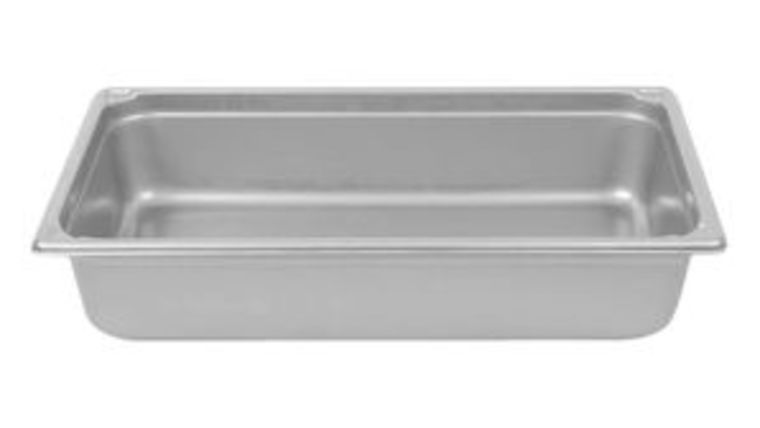 """Picture of a 4"""" Transport Pan"""