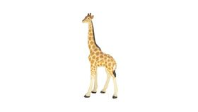 Image of a 7' Giraffe Figurine
